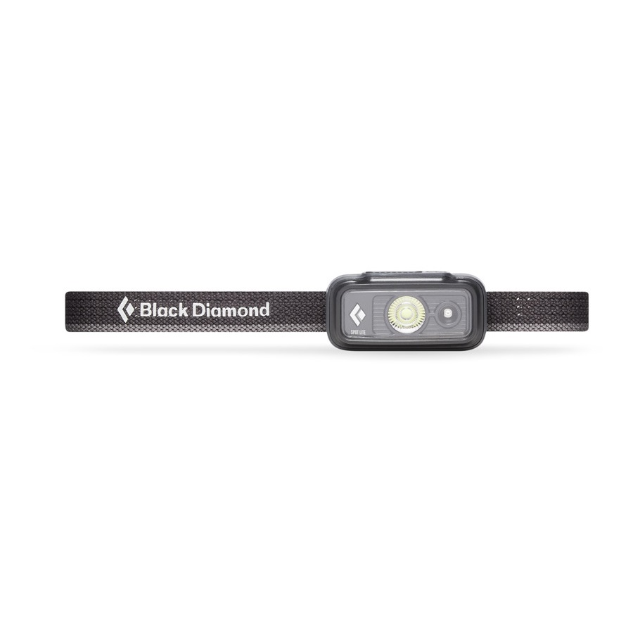 Black Diamond SpotLite 160 LED Headlamp, 160 Lumens Graphite