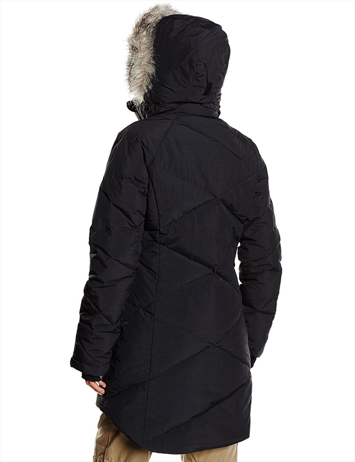 Columbia Lay D Down Women S Ski Snowboard Coat M Black