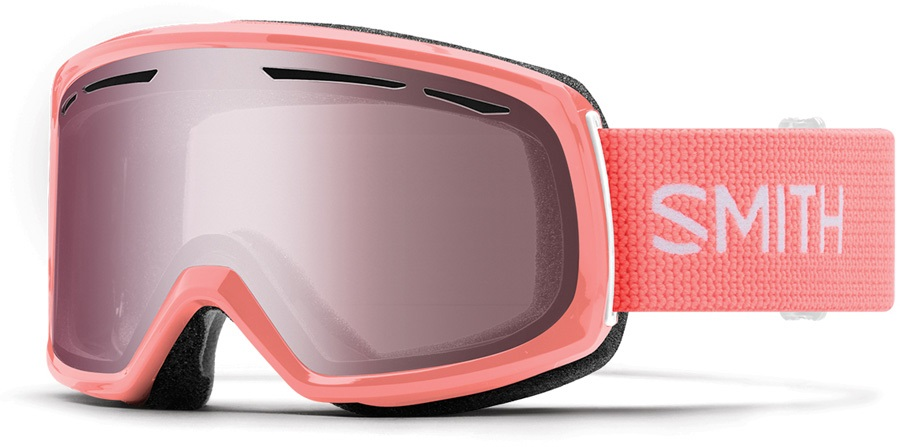272cdce31f Smith Drift Ignitor Women s Snowboard Ski Goggles