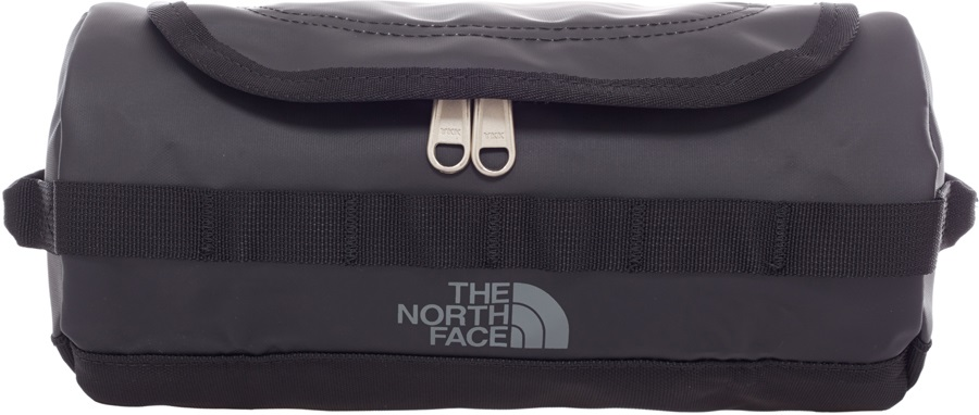 aaf9e3abe81 The North Face Base Camp Travel Canister Wash Bag, L TNF Black