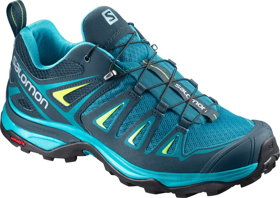 Salomon X ULTRA 3 Women's Walking Shoes, UK 7 Tahitian Tide