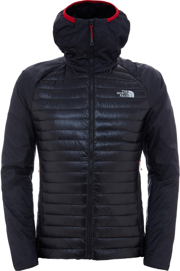 e326e842a The North Face Verto Prima Hoodie Insulated Jacket M Black