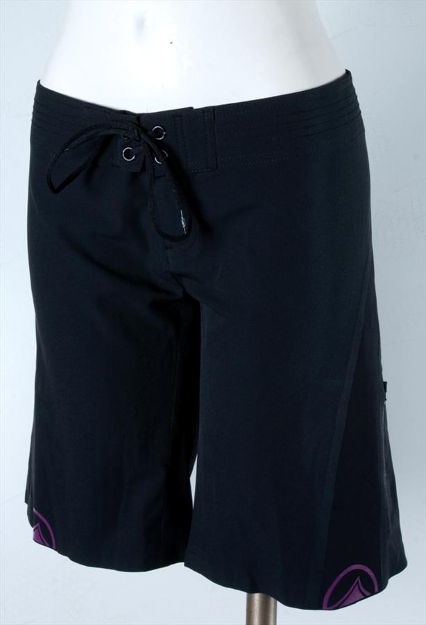 Liquid Force Performer Board Shorts, Size 8, Black