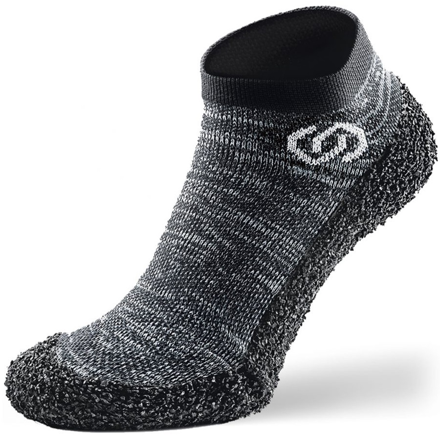 Skinners Athleisure Multipurpose Shoe Sock, XS Granite Grey