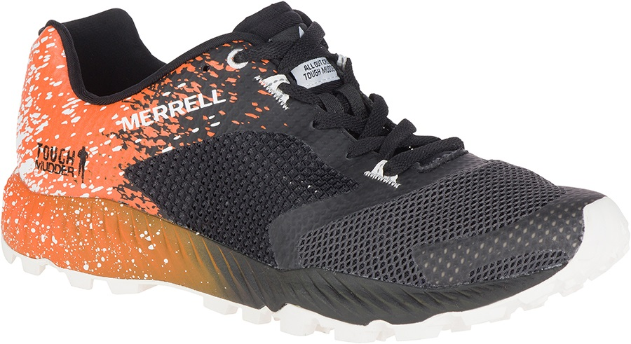 f2e94bb2a176b0 Merrell All Out Crush Tough Mudder II Running Shoes
