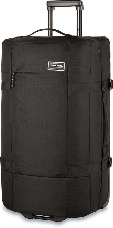 Dakine Split Roller EQ Wheeled Bag/Suitcase, 75L Black