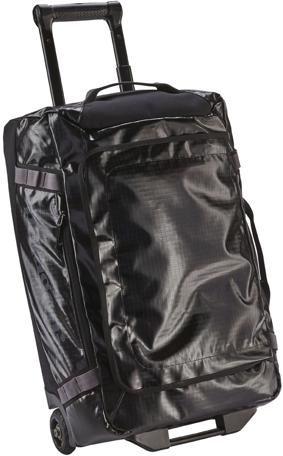 Patagonia Black Hole Wheeled Duffel Travel Bag 40L Black