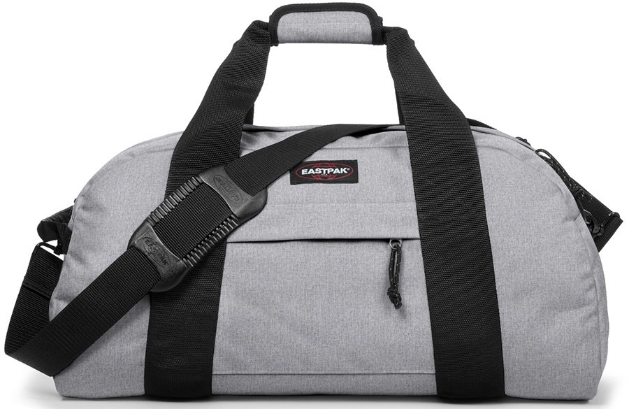 Eastpak Station Duffel Travel Bag, 57L Sunday Grey