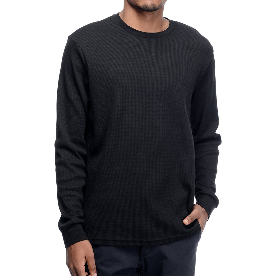 a989e35f Nike SB Mens Long Sleeve Thermal Top, M Black