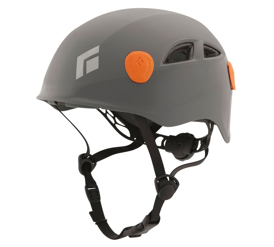 Black Diamond Half Dome Climbing Helmet, S/M, Limestone Grey