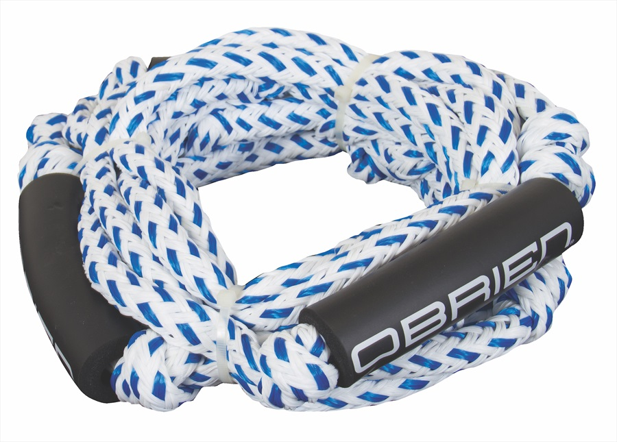 O'Brien Floating Wakesurf Rope 26 Ft White Blue