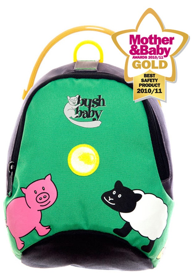 ae3b8c5fe195 Bushbaby Child Unisex Minipack Kid s Backpack - 2.5L