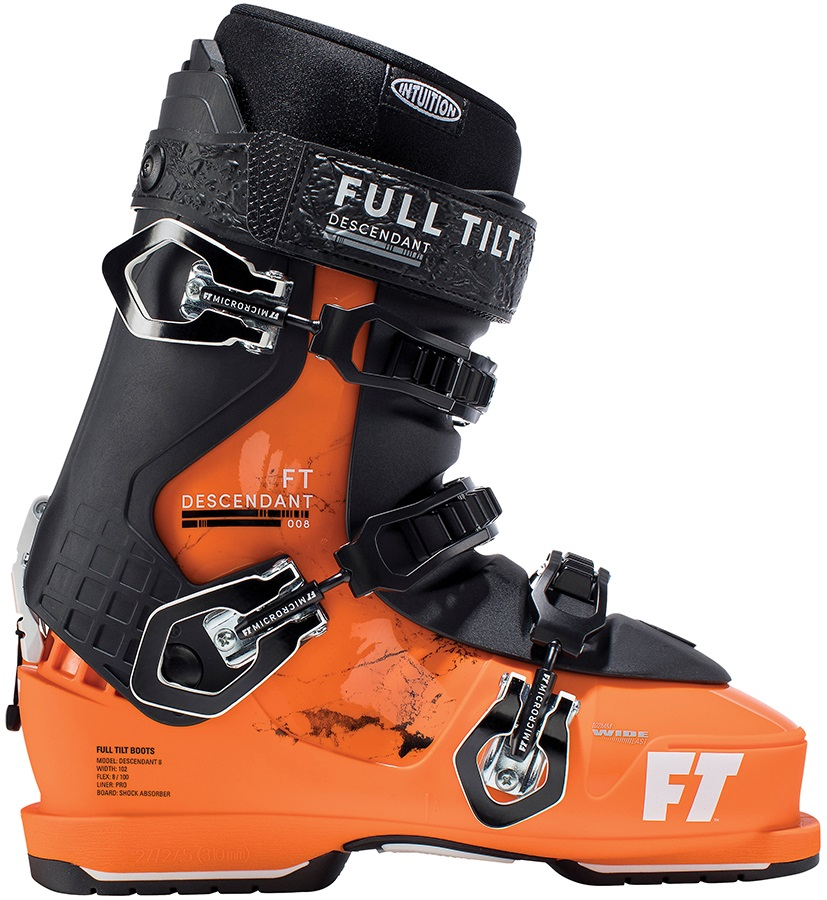 Full Tilt Descendant 8 Ski Boots, 30/30.5 2019