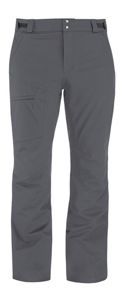 Head Glacier Insulated Ski/Snowboard Pants, L Anthrazite