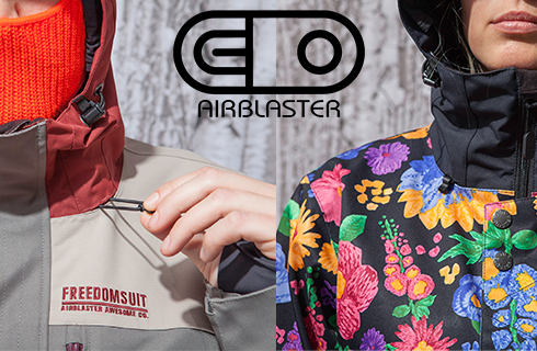 9befdcd36ef7 ... OnepieceShop Airblaster Onepieces Stylish outerwear for the deepest of  days